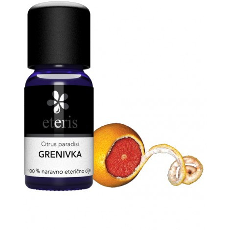 essemtial oil grapefruit