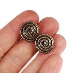 ročno izdelani uhani, ročno delan nakit, ročno delo slovenija