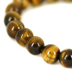 jewelrly with crystals, tiger eye bracelet
