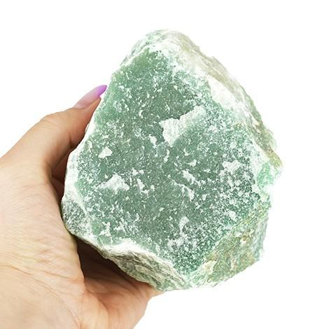 green aventurine, crystal shop, natural raw crystal
