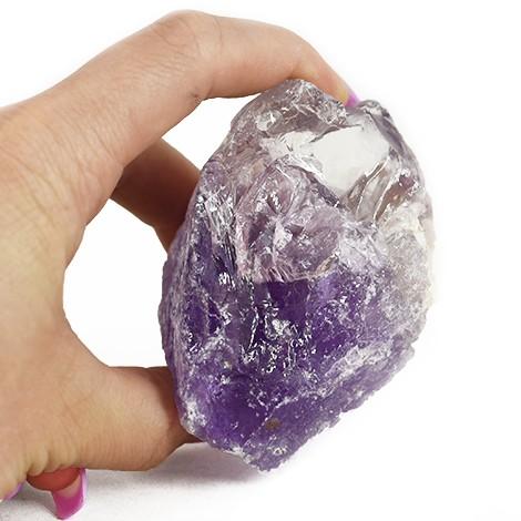 kristal ametist, surovi kristal, trgovina s kristali