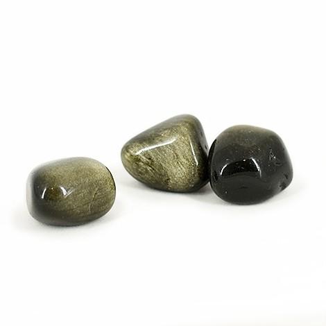 OBSIDIAN žepni kristal blokade travme strahovi odvisnost, kristal za ravnovesje in harmonijo