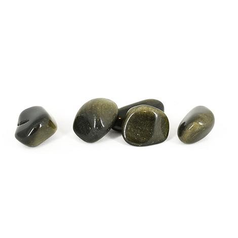 OBSIDIAN pocket gemstone