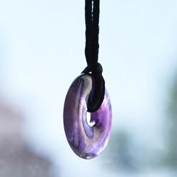 energijski obesek za verižico, zdravilna moč kristala