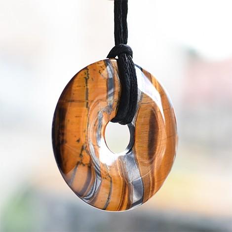 kristal tigrovo oko, trgovina s kristali, energijski nakit