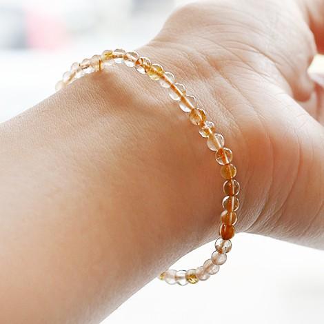 quartz rutile crystal bracelet, crystal shop, energy jewelry