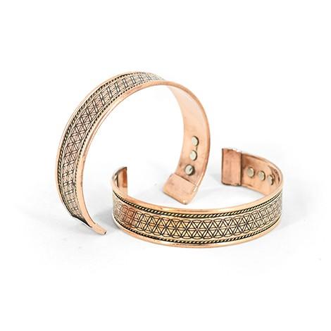 copper bracelet, magnetic bracelet, crystal shop