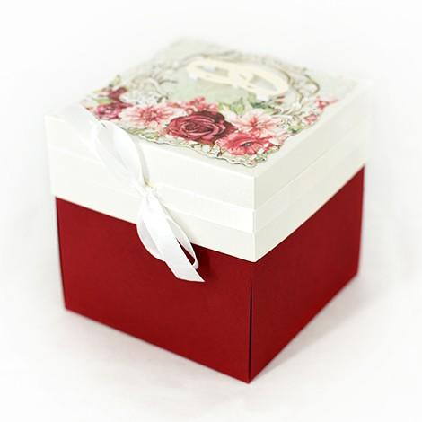 wedding gift box, hand made gift