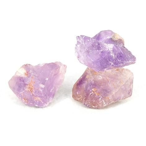 naravni surovi kristal ametist, kristal za pomiritev