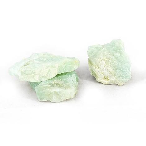 naravni surovi kristal akvamarin