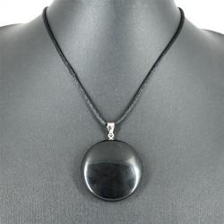 obsidian ogrlica, kristal črni obsidian, trgovina s kristali