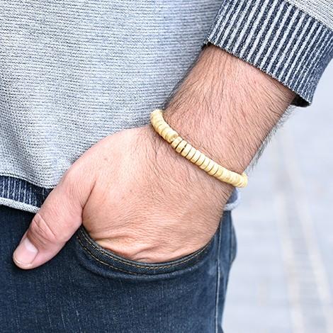 men's bracelet, wooden bracelet, men's jewerly