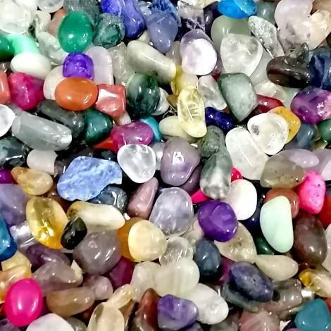 mix kristalov, kristali za orgonite, drobir kristalov, kristalna mreža, kristaloterapija, reiki