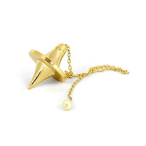 brass pendulum, astrology, ezoteric, crystal shop