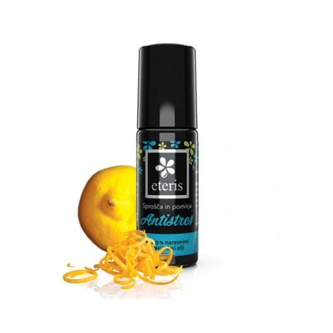 antistres eterično olje aromaterapija stres roll-on naravna sprostitev