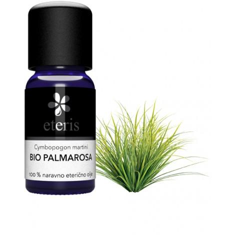 eterično olje bio palmarosa limonina trava