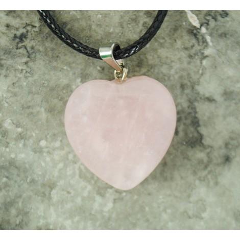 ogrlica roževec srček