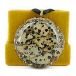 orgonit dalmatin jaspis ogrlica