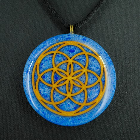 orgonit amulet
