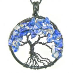energijski nakit ogrlica drevo življenja modrost razmerje neodločnost