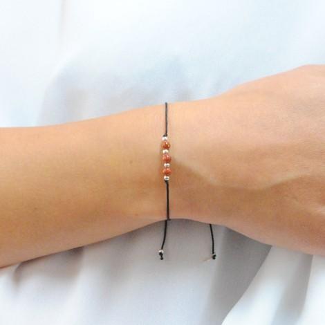 sunstone bracelet