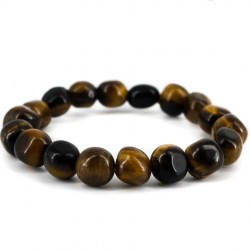 tigers eye energy bracelet, manifestation, well being