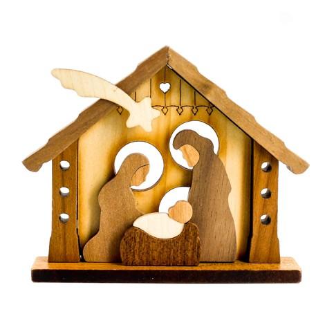 jaslice iz lesa, božič