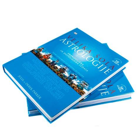 velika šola astrologije, knjiga