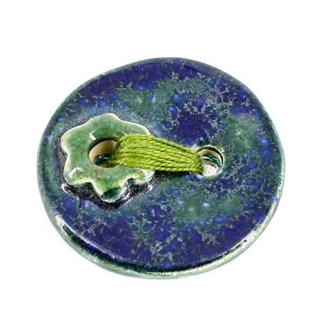 broška iz keramike