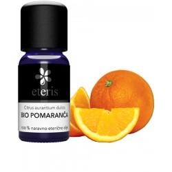 eterično olje bio pomaranča