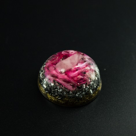 Orgonit žepni Roževec, zaščita, kristal