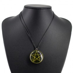 Pentagram, Orgone, Orgonite, Protection, Fuchsite