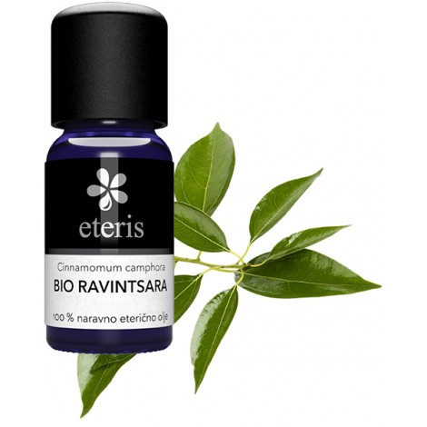 essential oil Ravintsara, bio essential oil
