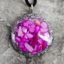 Orgonit, zaščita, obesek, nakit, energijski nakit