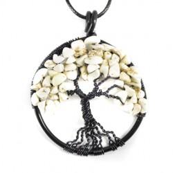 howlite drevo življenja