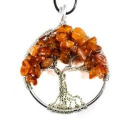 drevo življenja karneol