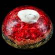 Crystal, magnesite, Orgonite, energy, oval, self-image, relieves headaches, strengthens bones, eliminates muscle cramps