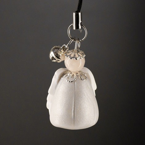 baptismal gift angel pendant for phone pendant for keychain