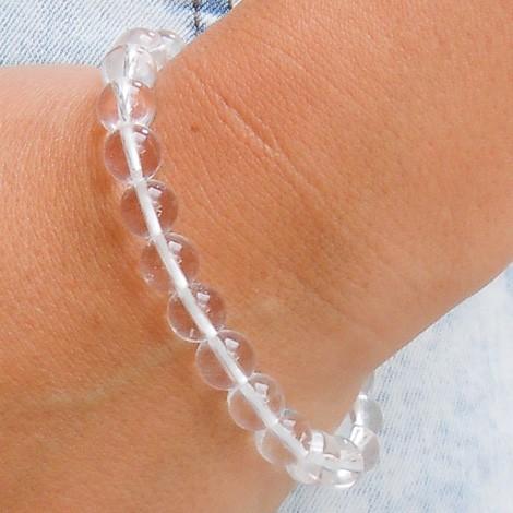 QUARTZ bracelet, energy jewelry