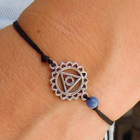 FRIENDSHIP BRACELET SODALITE QUARTZ, energy jewelry