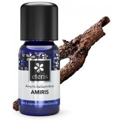 AMIRIS ETERIČNO OLJE, sprošča in pomirja, olje za meditacijo, blag afrodiziak