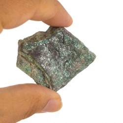 FUCHSITE RAW PIECE, NATURAL CRYSTAL