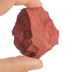 RED JASPER RAW PIECE, NATURAL CRYSTAL