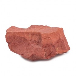 raw red jasper