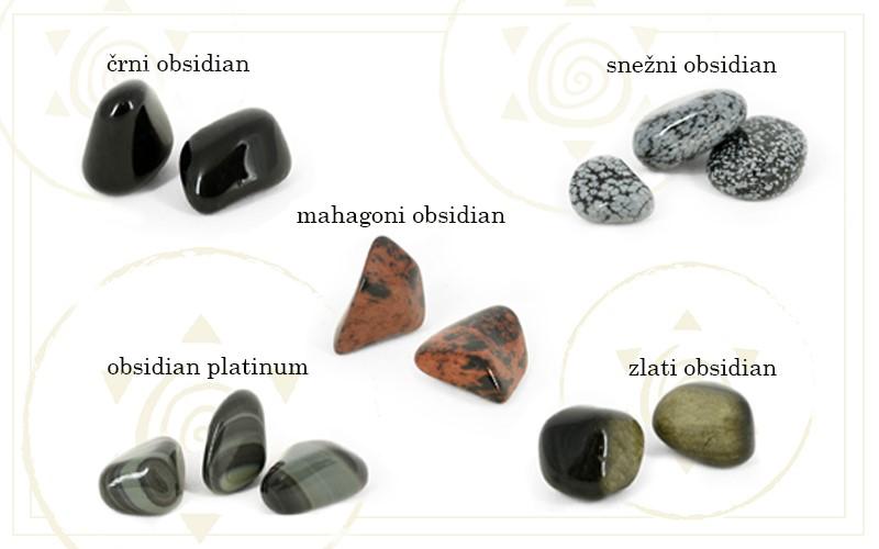 obsidian kristali
