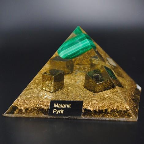 malahit piramida
