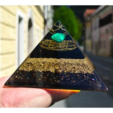piramida orgonit