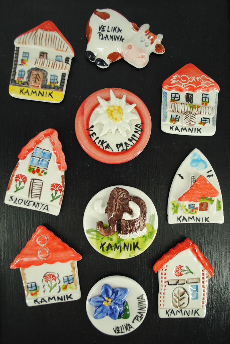 souvenir kamnik slovenia