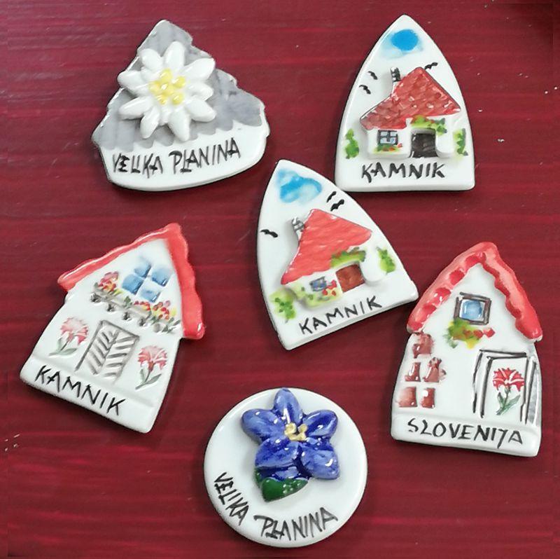 keramika souvenir kamnik slovenia