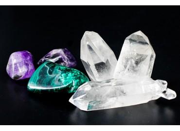 Razstava kristalov, mineralov in orgonitov